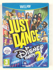 Just Dance Disney Party 2 Wii U / Jeu Nintendo Neuf