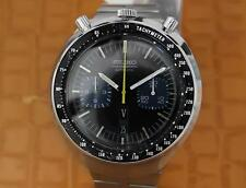 Seiko Bullhead Ref 6138 2640  Automatic Japanese Made Vintage Watch 43cm 061