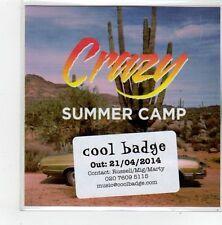 (FN17) Summer Camp, Crazy - 2014 DJ CD