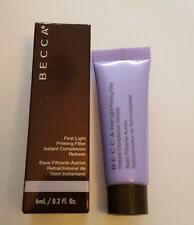 BNIB Becca First Light Priming Filter Instant Complexion Refresh 6ml Sample