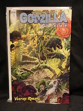 Godzilla Oblivion #4 Variant Vampire Robot Exclusive Cover IDW