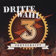 DRITTE WAHL - FORTSCHRITT   CD NEW!
