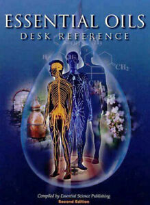 The Essential Oils Desk Reference (2001, Hardcover)