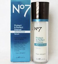 Boots No7 Protect Perfect Advanced Anti Aging Serum Bottle 1 oz MSRP$29.99