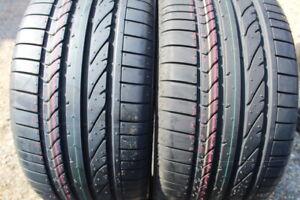 NEW 275 35 19 Bridgestone, Potenza 96Y x2, Bmw, Mercedes, Aston Martin etc..
