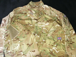 2 British army jacket/shirt MTP Temperate Weather 170/104 New & unused