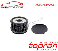 ENGINE ALTERNATOR PULLEY TOPRAN 111 877 I NEW OE REPLACEMENT