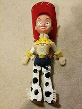 "Walt Disney World Pixar Toy Story Jessie Stuffed Cowgirl Doll 18"" Large"