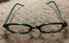 MORGENTHAL FREDERICS Eyeglasses * Trident 595 *  -Blue/Brown Tortoise * 45[]21