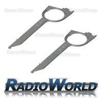 Volkswagen Transporter Car CD Radio Removal Release Keys Stereo Extraction Tools