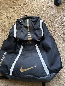Nike Hoops Elite Max Air Team 2.0 Backpack - Black/White