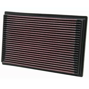 K&N Filters 33-2080 Replacement Air Filter Saab 900 V6-2.5L 1994-95 A1598