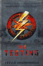 The Testing BRAND NEW BOOK by Joelle Charbonneau (Paperback, 2013)