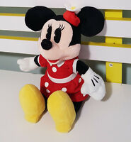 DISNEY CLUBHOUSE MINNIE MOUSE CHARACTER PLUSH TOY SOFT TOY 24CM TALL OLDEN EYES!