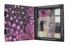 CIATE FEATHERED MANICURE ALL A FLUTTER GIFT SET 5ML IVORY QUEEN NAIL POLISH + 13