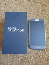 Samsung Galaxy S III LTE GT-I9305 - 16GB - Pebble Blue Smartphone