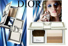 100% AUTHENTIC Exclusive DIOR DETECTIVE CHIC HIGHLIGHTER SHIMMER Contour PALETTE