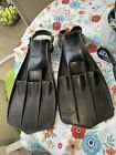 Vintage Swim Fins AMF Swimaster Mark X Scuba Diving Fin Snorkeling Made In Italy