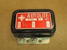 1950-62 CHRYSLER Autolite 8-762 6v Voltage Regulator  NOS!
