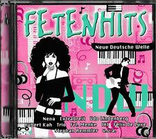 Fetenhits - Neue Deutsche Welle  [CD]  sehr guter Zustand!