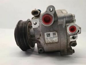 13 - 19 BUICK ENCORE AC Compressor VIN B 8th Digit Opt LUV OEM
