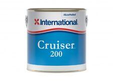 International Cruiser 200 Bright White Antivegetativa bianca brillante 5 lt