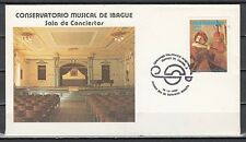 Colombia, Scott cat. C686. Music Competition issue. First day cover.