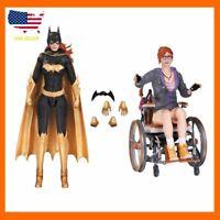 DC Collectibles Batman Arkham Knight Batgirl & Oracle Action Figure 2 Pack