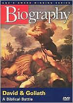 BIOGRAPHY: KING DAVID - DVD - Region 1 - Sealed