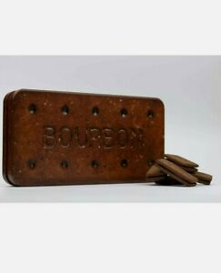 The Silver Crane Company's Bourbon Biscuit Tin 450g