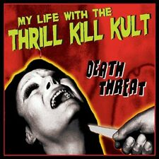 Death Threat - My Life With The Thrill Kill Kult (2010, CD NIEUW)