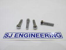 BSA A7 A10 B31 B33 Stainless Steel Handlebar Bolt Set 68-5056 65-5334 97-26 J137