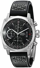 Oris BC4 Chronograph Automatic Stainless Steel Watch 674-7616-4154-075