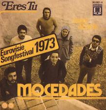 MOCEDADES - ERES TU / Dime Senor - Eurovision Songcontest 1973
