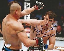 Myles Jury Signed UFC 8x10 Photo PSA/DNA COA Picture Autograph 182 171 165 155