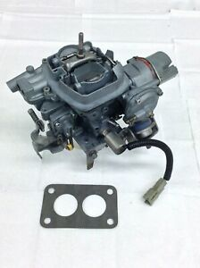 HOLLEY 5740 CARBURETOR 50350 1985-1986 FORD MERCURY 116 ENGINE