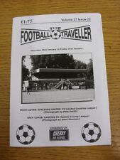 23/01/2014 The Football Traveller Magazine: Volume 27 Issue 22 - Cover Pictures