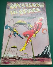 DC Mystery in Space #65 VG/F Feb 1961