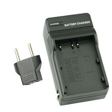 DSTE DC11 Wall Charger For Nikon EN-EL3 EN-EL3E EN-EL3A Battery With EU Plug