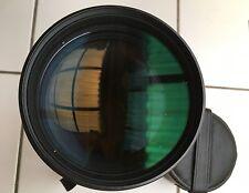 NIKKOR ED 400 mm 3.5-22 Serial No. 179751 Nikon