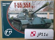 Main Battle Tank T-55/55A vol.1 - Model Detail Photo Monograph