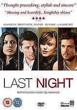 Last Night (DVD, 2011)