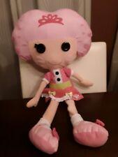 "Giant Lalaloopsy Plush 28"" Doll Jewel Sparkles Large Buddy Pillow Pal"
