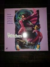The Witches Laserdisc