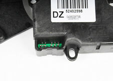 Heater Blend Door Or Water Shutoff Actuator  ACDelco GM Orig. Equip.  15-73952