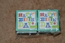 Mini birthday box/gift card holder 6 pack lot of 4 (24 boxes total)