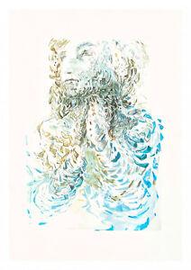 Divine Comedy Paradise 17 by Salvador Dali A4 Art Print