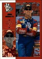2002 Press Pass Racing Card Pick