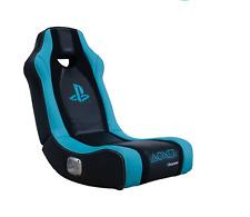 X Rocker Wraith PlayStation Headrest Audio Folding Gaming Chair - E68
