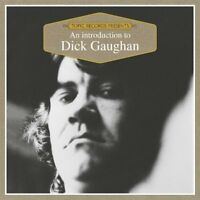 DICK GAUGHAN - AN INTRODUCTION TO - NEW CD COMPILATION